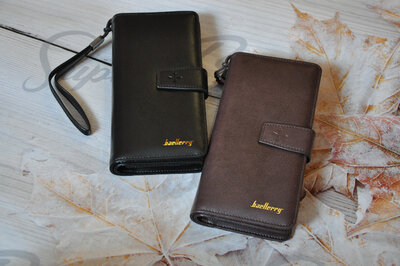 Baellerry Business new, чоловічий клатч-портмоне, гаманець