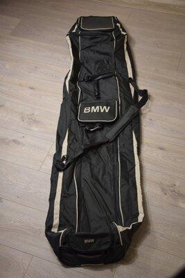 Чехол автомобильный BMW для лыж / сноуборда.