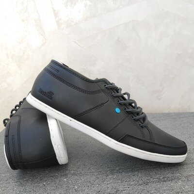 Кожаные фирменные мужские ботинки от BOXFRESH - Оригинал- 42 р - Новые