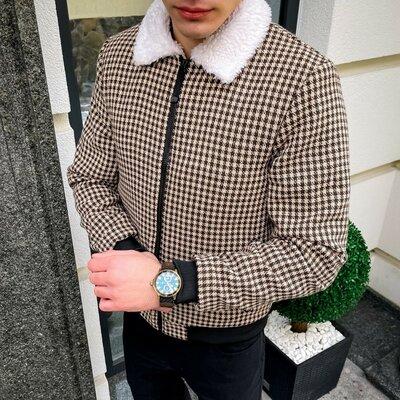 Куртка мужская Бежевый