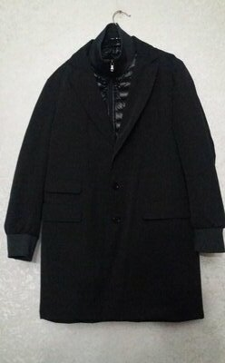 пуховое пальто парка от Moncler