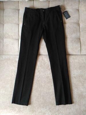 Джинсы чёрные мужские брюки Urban Wear, размер m l