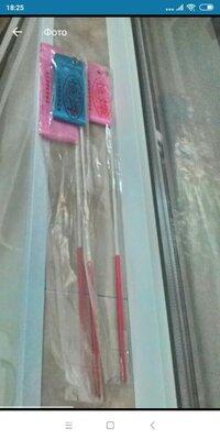 Палочка для художественной гимнастики.