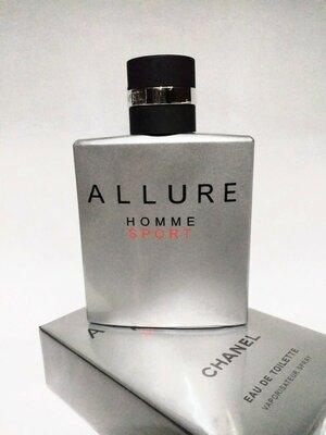 Allure homme Sport Chanel мужская туалетная вода, Шанель Алюр спорт, Духи, Парфюмерия