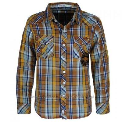 Рубашка Glo Story Бык р.158