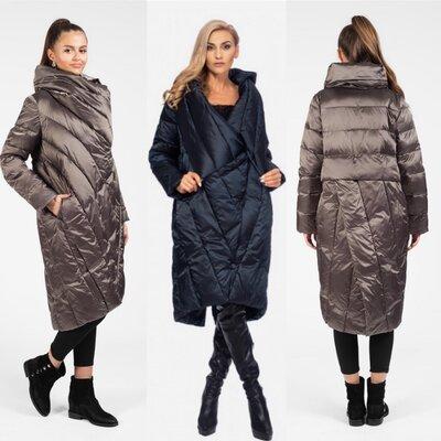 Зимнее пальто пуховик Snow Beauty - фабричный Китай Цвета размеры 46-52
