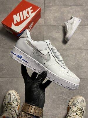 Мужские Кроссовки Nike Air Force 1 07 LV8 GS White AAA 41-42-43-44