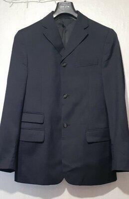 Продано: Dolce&Gabbana брендовый пиджак р34/48 тёмно-синий