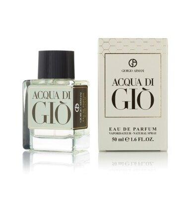 Мужской мини парфюм Giorgio Armani Acqua di Gio Pour Homme - 50 мл код 420