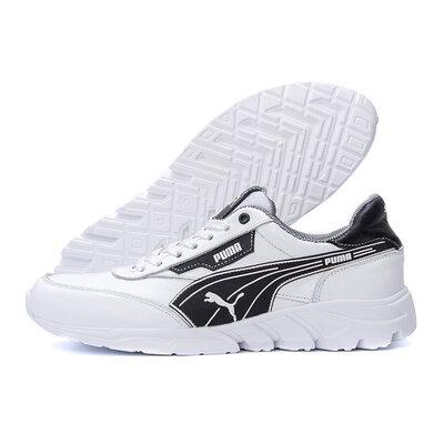 Мужские кожаные кроссовки Puma White