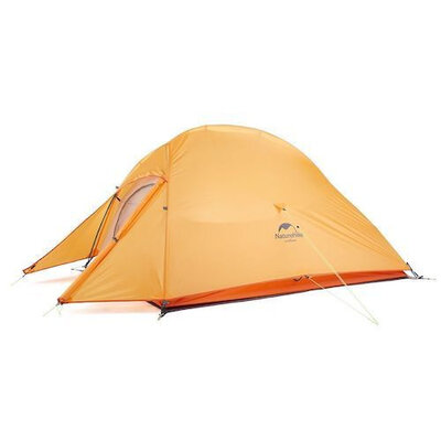 Палатка Naturehike Cloud UP 1 210T updated orange