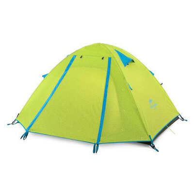 Палатка Naturehike P-Series 4 green