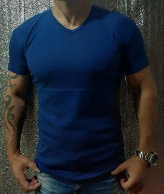 мужская летняя футболка из хлопка Турция однотонные классические мужские летние футболки турецкие