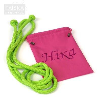 Именной чехол для скакалки от Taiska HM