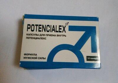 Добавка дієтична для чоловіків Potencialex средство для мужчин, мужская сила
