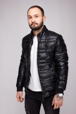 Куртка Philipp Plein 805 черная