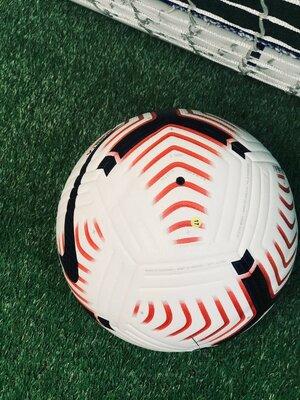 Продано: Футбольный мяч Nike Flight Размер 5 Код товара 1524 Цена 690 грн