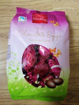 Шоколадные конфеты Favorina whisky-based liqueur