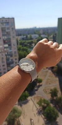 Часы Xiaomi Youpin TwentySeventeen Twenty Seventeen - Steel silver