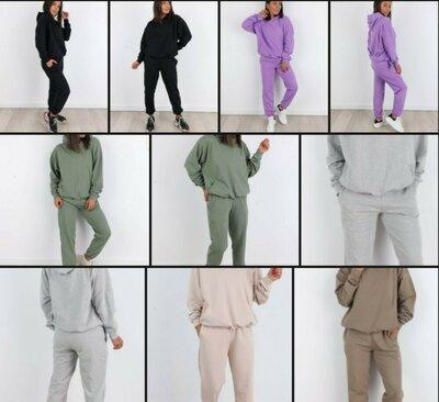 Спортивный костюм 6 цветов 42 - 50