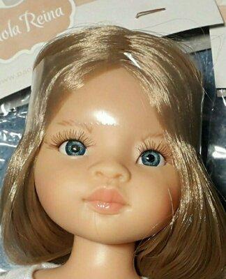Кукла Маника, Паола Рейна