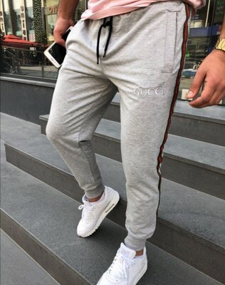 Мужские спортивные штаны коттон