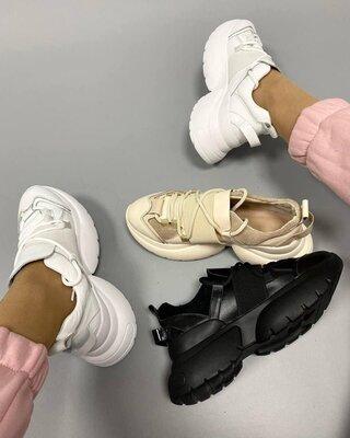 Новинка 2021 Мега стильные натуральные женские кроссовки 36,37,38,39,40