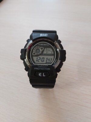 Продано: Наручные мужские часы Ric Sport Watch