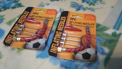Набір для накачування м'ячів Jiakang Inflating Needles