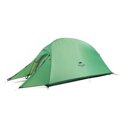 Палатка Naturehike Cloud UP 1 210T updated green