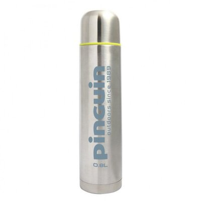 Термос Pinguin Vakuum Thermobottle 0.8L Сріблястий PNG638