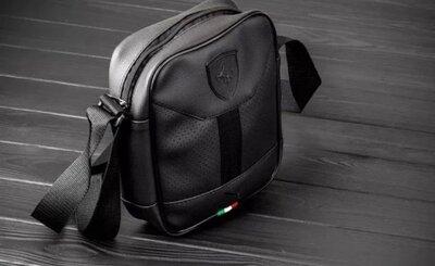 Продано: Мужская сумка через плече Ferrari Puma