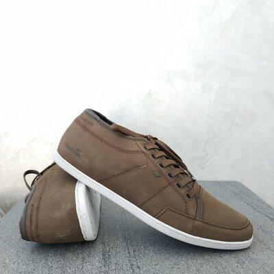 Кожаные мужские кроссовки от BOXFRESH - Оригинал- 45 р - Новые
