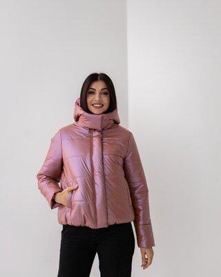 Продано: Куртка демисезонная молодежная, хамелеон от 42 до 48 р, тренд весны 2021