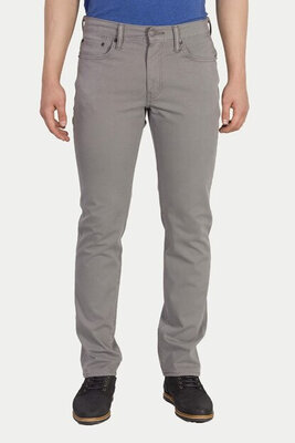 Оригинальные мужские джинсы Levis 511 Slim Fit Steel Grey Джинси чоловічі сірі Левайс 511 W34 L34