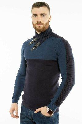 Стильный мужской свитер