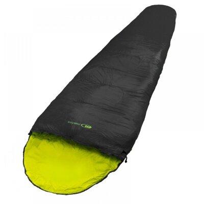 Спальний мішок Martes Penelo 190 Чорний з зеленим MTS-PENELO-BLKLIME
