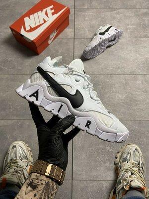 Кроссовки Nike Air Barrage White Black