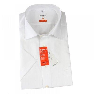 OLYMP Шикарная брендовая рубашка - XL - L