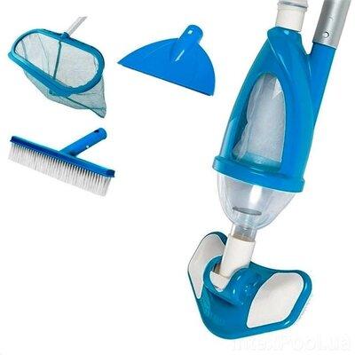 Набор для чистки бассейна Intex 28003 пылесос для очистки дна от 3 028 л/ч