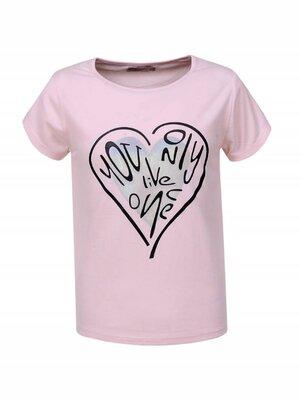Стильні футболки для дівчини Угорщина