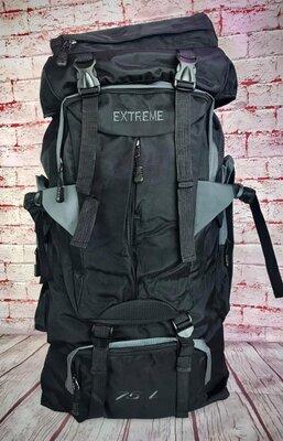Большой туристический походный рюкзак. 75л. Дорожный рюкзак. Рк44