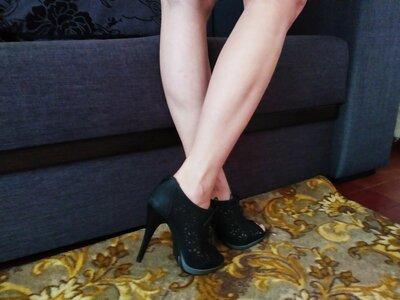 Продано: Туфли женские,весенние