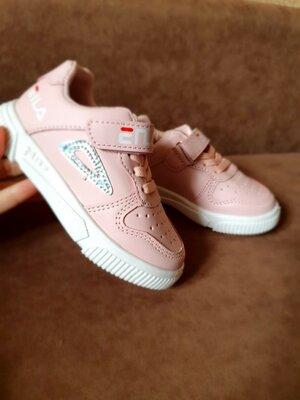 Продано: Розовые кеды кроссовки на девочку