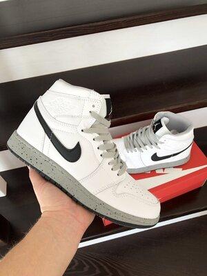 Мужские кроссовки 10255 Nike Air Jordan