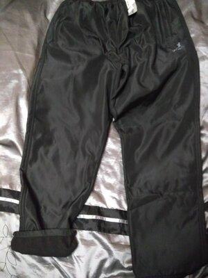 Продано: Мужские теплые штаны