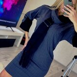Шикарное платье, размер 44, 46, 48 наш, реальное фото, есть замеры