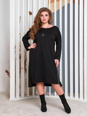 Платье-Туника Размеры 48-52, 54-58, 60-64