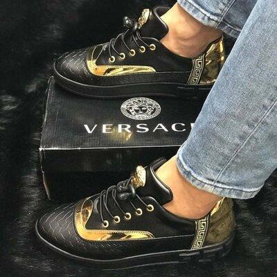 Кроссовки Versace