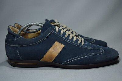 Navyboot кроссовки туфли мужские кожаные. Швейцария. Оригинал. 42-43 р./28 см.